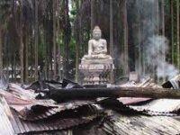 রামু বৌদ্ধমন্দির ও পল্লীতে হামলার ১০ বছর, থমকে আছে বিচারকার্য