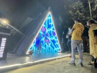 তরুণদের মাঝে ব্যপক সাড়া ফেললো স্যামসাং'র 'অসাম বুথ' ক্যাম্পেইন